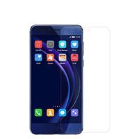 película protectora al por mayor-Vidrio templado para Huawei Honor 10 9 9 Lite 8 8Lite 7 V8 V10 Protector de pantalla Clear Phone Front Protect Película protectora de vidrio