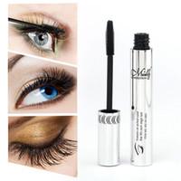 Wholesale Thick Makeup Brush - Mascara Waterproof Thick Curling Long Eyelash Eyes Makeup Brush Volume Mascaras Express False Eye Lashes Cosmetics YF20