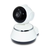 Wholesale 1mp Ip Camera - WIFI Smart Home IP Camera V380 Security 1mp Onvif Rotate Camaras De Seguridad Wireless Camara Videovigilancia Security IP Kamera