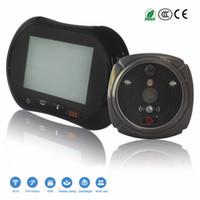 Wholesale alarms gsm video for sale - Group buy Funxwe LCD Doorbell WiFi P Door Viewer GSM Wireless Camera SMS Alarm Video Call Peephole Digital Intercom Door Phone