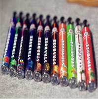 caneta e hookah starbuzz venda por atacado-Squaer Starbuzz tempo hookah cigarros descartáveis 280 mAh E hookah Portátil shisha caneta 800 Puffs descartável vaporizador caneta 12 sabores vape pen