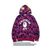 Wholesale t mouth - Men's & Women's Jackets Jogging Sportswear Pullovers Fleece Sweatshirts T-shirts OVO Drake Black Hip-Hop stussy Hoodie Men's Sharks Mouth