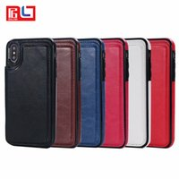 Wholesale kickstand double - IPhone Wallet Case with Card Holder,OT ONETOP iPhone 7 Case Wallet Premium PU Leather Kickstand Card Slots,Double Magnetic Clasp and Durabl