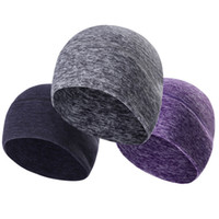 Wholesale korean style hats for women - Winter Hat Real Solid Adult Man And Woman 2017 New Fashion Warm Wool Knitted Hat Korean Style Winter Skullies&beanies Cap For