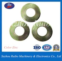 Wholesale Zinc Plated Mn NFE25511 French Standard Washer Washers with ISO
