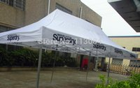 Wholesale show tents - 3m x 6m qualilty aluminum folding gazebo tent for outdoor product show and advertisement and promotion free shipping
