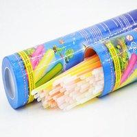 ingrosso luci al neon stick-20CM Glow Stick Multi Color Bracciale Collane Neon Party Light Stick Marca Brillante Bastone Bracciali BULK PACCHETTO ALL'INGROSSO
