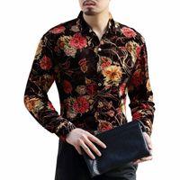 De Venta Comprar Al Camisa Mayor Negro Por Terciopelo vAt7A6wn