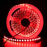 dc mal großhandel-LED-Streifen 5054 SMD (5050 aktualisiert) 5M 600 LED Wasserdichtes, flexibles IP67-LED-Bandlicht Superhell, 2-fache Helligkeit als 5050