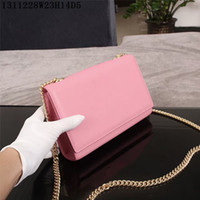 Wholesale satchel for sale - Fashion women shoulder bags Long high quality hardware Chain dustbag box available women perfect crossbody your reliable quality