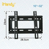 Wholesale Tv Brackets 32 - iHandy 3210 TOP QUALITY UNIVERSAL FIXED 10 TO 32 INCH LCD TV WALL MOUNT HOLDER BRACKET