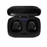 unsichtbare ohr drahtlose kopfhörer großhandel-Invisible Mini Tws Drahtlose Kopfhörer A7 TWS Echte Ohrhörer Neues Design In-Ear-Headset
