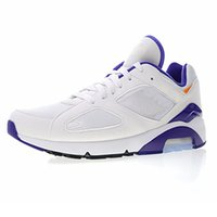 Wholesale skid shoes - 180 Designer mens shoes Ultramarine White Black Trainers Comfort Sports Running Shoes Womens Walking Outdoor Skid resistance shoe