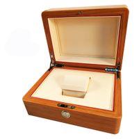 швейцарские ювелирные изделия оптовых-Известный швейцарский оригинальный счетчики список коробка высокого класса роскошные ювелирные часы китайский День святого Валентина подарки специальные деревянные деревянные часы коробки