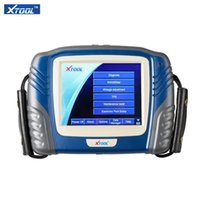 Wholesale online automotive tools - XTOOL PS2 GDS Gasoline Bluetooth Diagnostic Tool with Touch Screen Update Online Warranty for 3 Years PS2