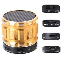beste mini-telefone großhandel-S28 Beste Bluetooth Lautsprecher Tragbare Bluetooth Lautsprecher Wireless Mini Stereo Bass Lautsprecher Mit Mikrofon Unterstützung FM Radio Unterstützung Tf-karte für Telefon