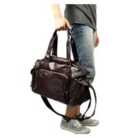 england haberci toptan satış-ABDB Erkekler Eğlence İngiltere Retro Çanta omuz çantası PU deri erkek postacı çantaları marka yüksek kalite erkek seyahat crossbody çanta