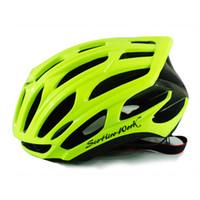 ingrosso casco casco mtb-Casco da ciclismo Capacete De Bicicleta Ultralight Casco Mtb Casco da mountain bike Cascos Ciclismo Casco da bicicletta Bike