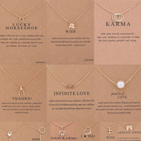 Wholesale sterling silver rose quartz - gold chain necklace jewelry silicone bracelets kendra scott bracelet designer earrings Romantic flower tassel necklace 285 species+ Card