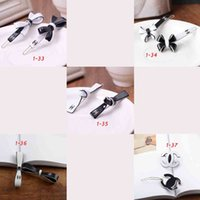 Wholesale acrylic clamps for sale - Group buy Eur Fahsion Double Layers Letters Logo Hair Clamps Black White Acrylic Flower Bowknot Hair Clips Bobby Pins For Women Girl Hair Jewelry