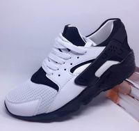 воздушная спортивная обувь цена оптовых-2018 низкая цена высокое качество воздуха ультра сетка дышать спортивная повседневная обувь сетка мужская женская Huaraches кроссовки размер 36-44 Eur