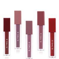 Wholesale velvet paintings - O.TWO.O Brand Velvet Matte Liquid Lipstick Sexy Colors Lip Paint Waterproof Long Lasting 12 Colors Lip Gloss Cosmetic Beauty Makeup 3001239
