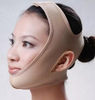 Wholesale NEW ARRIVAL Marketing Facial Bandage Skin Care Belt Shape And Lift Reduce Double Chin Face Mask Face Thining Band tanwc
