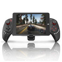 Wholesale wireless gamepad iphone resale online - iPEGA PG Bluetooth Telescopic Game Controller for Android iOS Wireless Gamepad Joystick for iPhone iPad