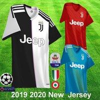 Wholesale gossip online - Top Juventus RONALDO soccer jerseys DYBALA BONUCCI MANDUKIC champion league football shirt juventus maillot de foot Gossip version