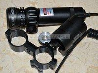 Wholesale Infrared Laser Dot - Scope-980-100-GD 980nm 100mw Infrared IR Dot Laser Sight Gun Rifle Scope