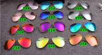 moq kutuları toptan satış-ADEDI = 10 ADET yaz erkekler Dazzle renk Güneş Gözlüğü açık havada Moda kadınlar sürüş Güneş Gözlüğü CAM LENS 31 renkler HIÇBIR KUTU ücretsiz kargo