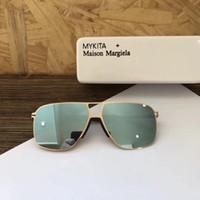 Wholesale mykita sunglasses for sale - Group buy Brand sun glasses sunglasses for men brand sunglasses for women designer sunglasses style luxury Mykita round frame style UV400 lens