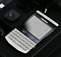 design porsche venda por atacado-Remodelado Original BlackBerry Porsche Design P9981 P9981 Celular Desbloqueado Único Núcleo 8 GB 2.8 polegadas 5MP