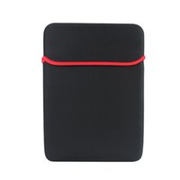 """Discount anti dust macbook - 2018 New 7"""" 10"""" 15"""" Universal Sleeve Carrying Neoprene Pouch Soft Case Laptop Pouch Protective Bag For Macbook iPad Tablet PC Protective"""