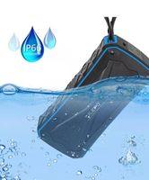 ingrosso vendita di altoparlanti del bluetooth-vendita calda S610 IP6X impermeabile altoparlante Bluetooth wireless subwoofer esterno antiurto antipolvere lettore musicale portatile power bank functi