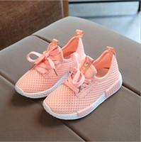 Wholesale super soft soles resale online - Children s casual shoes new fashion breathable soles super soft and comfortable wear resistant