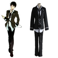 Wholesale Play Full Games - Anime Diabolik Lovers MORE BLOOD Mukami Ruki Cosplay Costumes Role Playing Clothing Set Uniform Suit