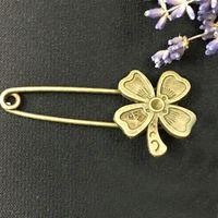 1fc34a3e3 Wholesale vintage safety pins resale online - 8 Styles Fashion Bronze Retro  Brooch Vintage Creative Hijab