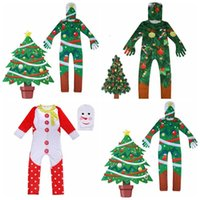 053c2477634b Wholesale performance clothes for sale - 3 Styles set Xmas Costume Kids Hat  Christmas Tree Snowman