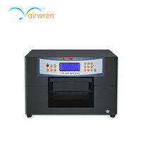 Wholesale Printers Type - High Speed Flatbed Type Inkjet UV Printer With A4 size Format AR-led Mini6
