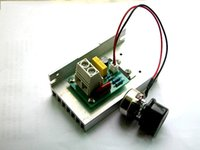 atenuador de voltaje al por mayor-Regulador de voltaje electrónico del regulador de voltaje de la superpotencia regulador de voltaje electrónico del regulador de voltaje de los termostatos 10000W con el tiristor importado