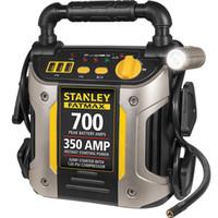 cargadores de batería de coche portátiles al por mayor-Compresor de aire profesional del arrancador del salto del coche de la batería profesional Cargador superior portátil del cargador de la batería del cargador de la batería de Stanley