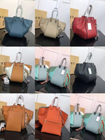 Wholesale genuine brand name handbags resale online - Modern fashion handbag CM29CM size high quality brand name leather designer hammock package all the most cost effective