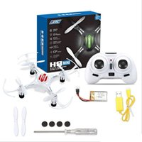 Wholesale H8 mini drone Headless Mode drones Axis Gyro quadrocopter GHz CH dron One Key Return RC Helicopter c265