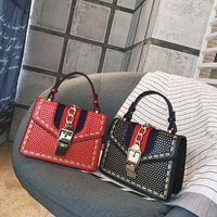 Wholesale China Fashion Handbags - Brand new women luxury handbag made in China Female package 2017 new style fashion small incense ladies handbag worn one shoulder