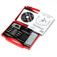 ямочные замки оптовых-Впадина Pin Impressioning Set - New Foil Impressioning Инструмент для Dimple Замки - HUK Качество