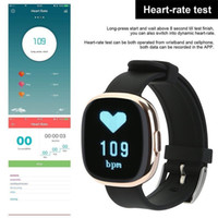 Wholesale gps sms tracker waterproof resale online - P2 Smart Band Blood Pressure ios Bracelet Waterproof SMS Aler Message Reminder Wristband Smartwatch With Heart Rate Monitor by niubility