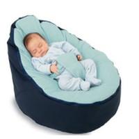 bebek sandalyeleri toptan satış-Fasulye Torbası Taşınabilirlik Sandalye Bebek Uyku Tulumu Yatak Kılıfı Çocuk Oturma Odası Tembel Kanepe Yataklar Kapak Rahat Güvenlik Renkli 88 ...