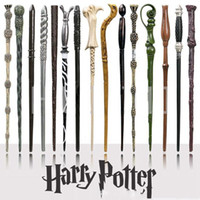 Wholesale Harry Potter Wand Magic Props Hogwarts Harry Potter Series Magic Wand Harry Potter Magical Wand With Gift Box