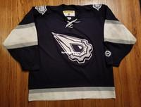Wholesale ice gear for sale - Group buy Custom Edmonton Oilers Vintage Koho Cheap Hockey Jersey Navy Oil Gear Mens Retro Jerseys